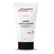 AMBER ACNE CLEANSER