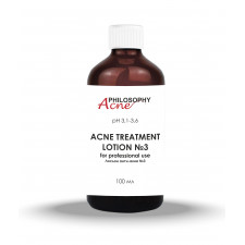 ACNE TREATMENT LOTION №3