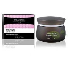 Оживляющий крем для шеи с экстрактом водяной лилии - Nymphea Vital Neck Cream With Water Lily Extract