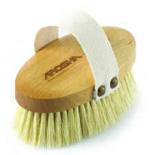 NATURAL BRUSH WITH HANDLE