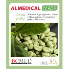 """Альгинатная маска """"Зеленый кофе"""" - Almedical Mask Green coffee"""