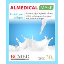 """Альгинатная маска """"Молоко"""" - Almedical Mask Milk"""
