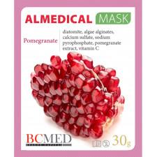 "Альгинатная маска ""Гранат"" - Almedical Mask Pomegranate"