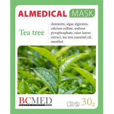 """Альгинатная маска """"Чайное дерево"""" - Almedical Mask Tea tree"""