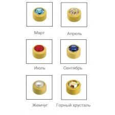 Серьги SafeTec (завальцованные)
