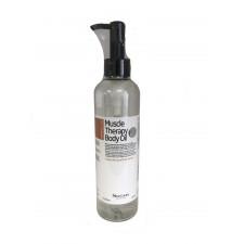 Ароматическое массажное масло с мятой и розмарином для мышечного расслабления