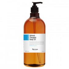 Массажное масло для тела с лимоном Refresh Therapy Body Oil