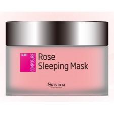 Восстанавливающий крем-гель с экстрактом розы Sleeping MaskRose